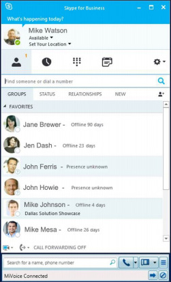 Skype For Business, Kuwait